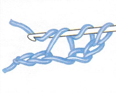Полустолбик с накидом (фото 1)